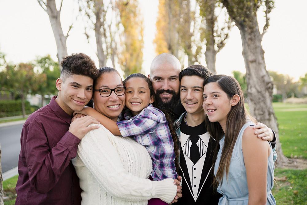 east chula vista, family, step kids, blended family,