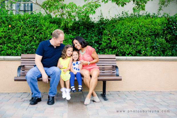 balboa park, San Diego, family photographer, girls, family