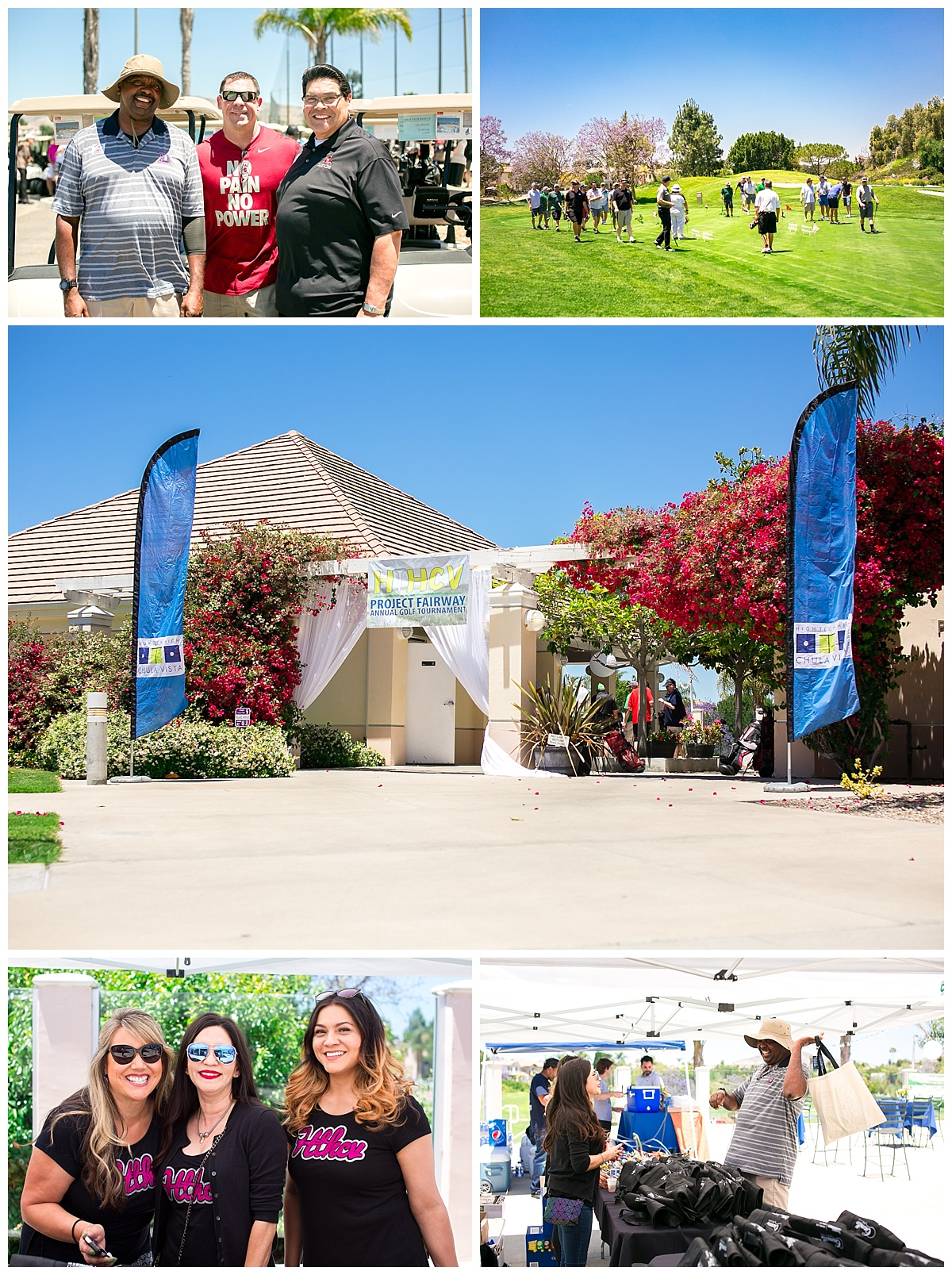 High Tech High Chula Vista, Eastlake Country Club, East Chula Vista, Golf Fundraiser